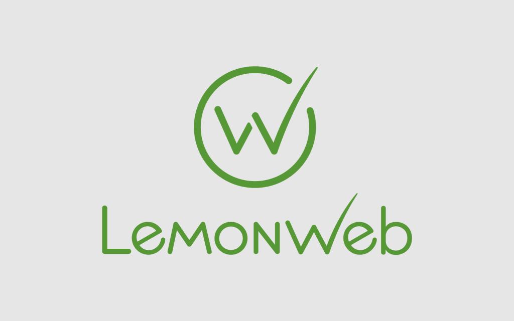 Nové logo Lemonweb