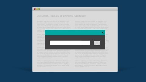 Vyskakovacie okno na web stránkach